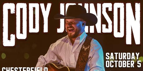 Cody Johnson tickets