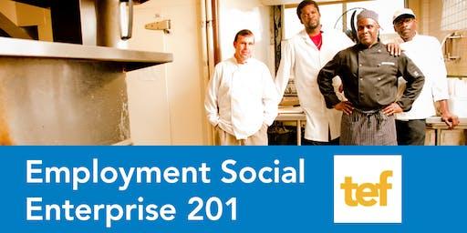 Employment Social Enterprise 201 - Workshop in York Region