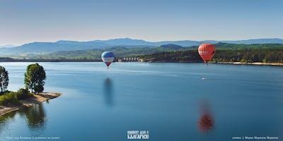 Полет с балони над яз. Копринка от 31 май до 2 юни 2019 г.