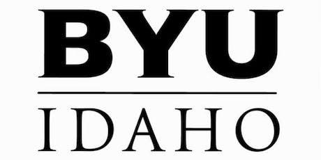 BYU-Idaho Alumni Dinner tickets