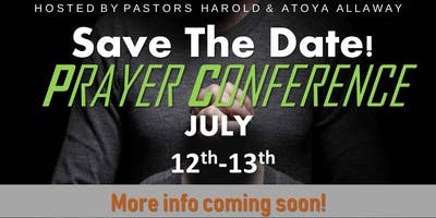 The Invasion.....Heaven on Earth Prayer  Conference
