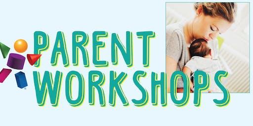 TCMU Parent Workshop: Calming through Infant Massage with Lorraine-Cragan Sullivan