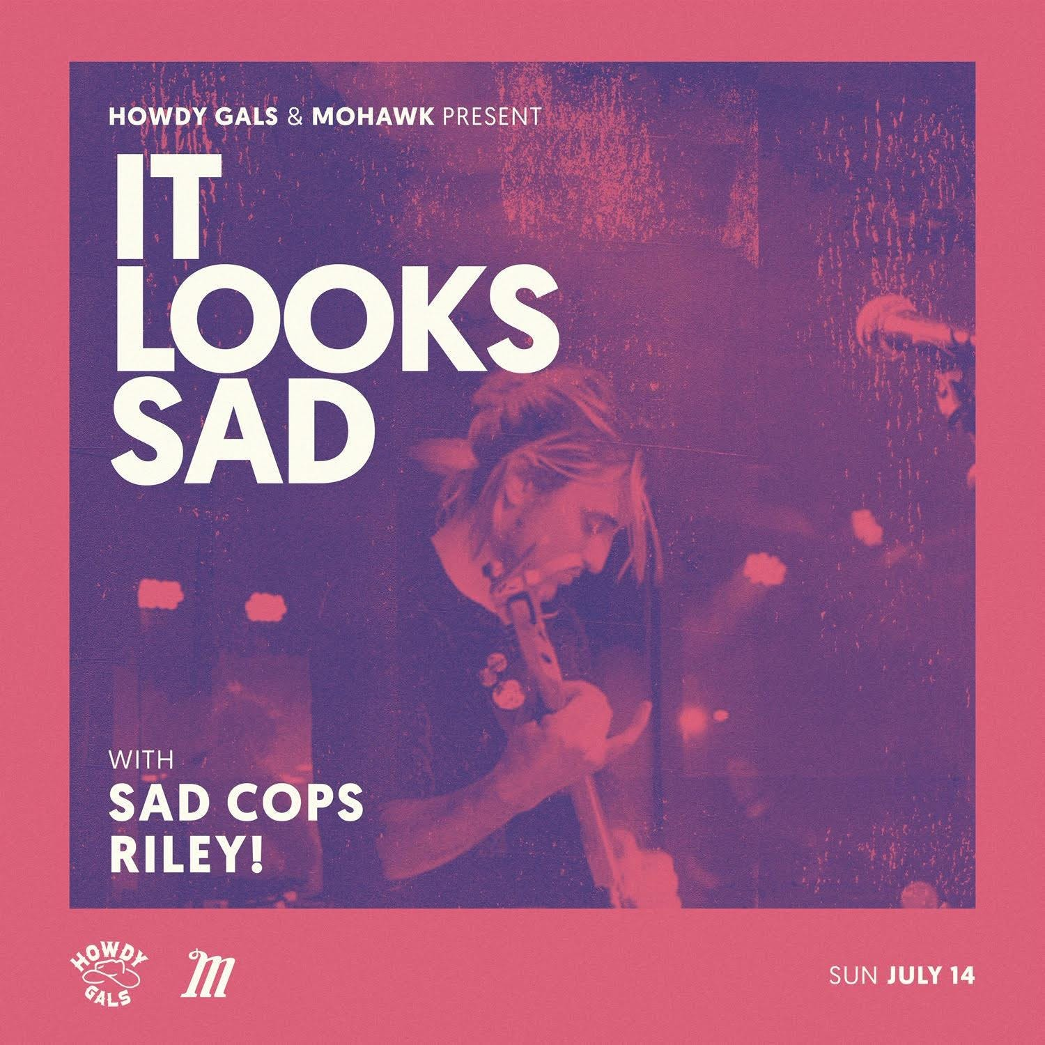 It Looks Sad with Sad Cops, Riley!