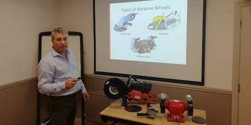 Abrasive Wheel Course