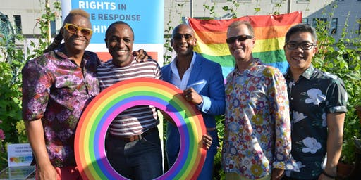 Chill & Chat 2019 - A celebration of LGBT rights in the Caribbean
