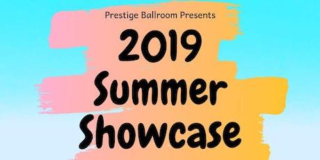 2019 Summer Showcase tickets
