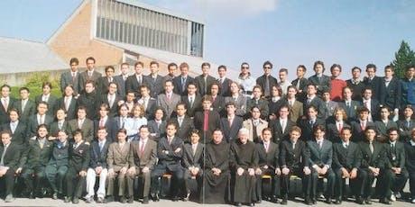 Almuerzo 15 años CSC 2004: 2019-06-29 entradas