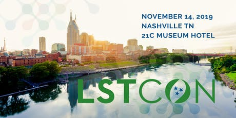LSTCON 2019 tickets
