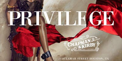 Privilege Memorial Sunday Night Party at Chapman And Kirby