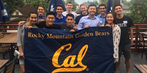 Summer Welcome Party - Rocky Mountain Golden Bears