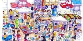 St. Philip Market Place Indoor Flea Market