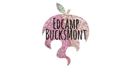 Edcamp BucksMont 2019 tickets