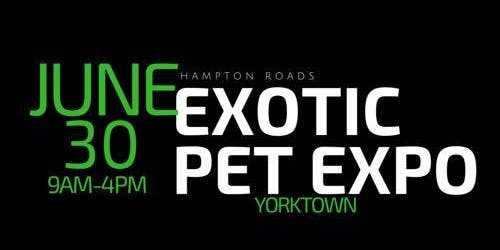 Hampton Roads Exotic Pet Expo