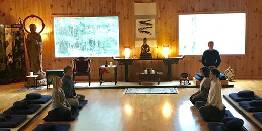 Cultivating Stillness & Compassion in Times of Strife - Summer Sesshin with Roshis Eve Marko and Fleet Maull