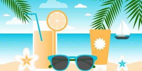 Sip Through Summer Social tickets
