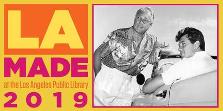 LA Made: LGBT Author Felice Picano — Coming to Hollywood: 1935-2000 tickets