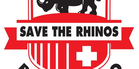 Save the Rhinos 2019 tickets