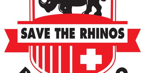 Save the Rhinos 2019