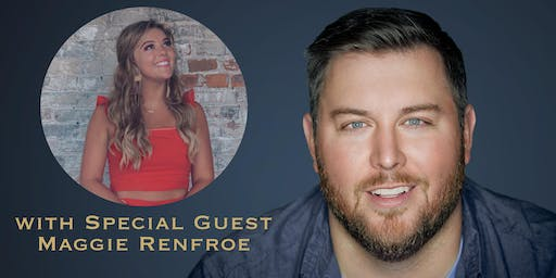 Matt Rogers LIVE at Oconee Brewing Company with Special Guest Maggie Renfroe