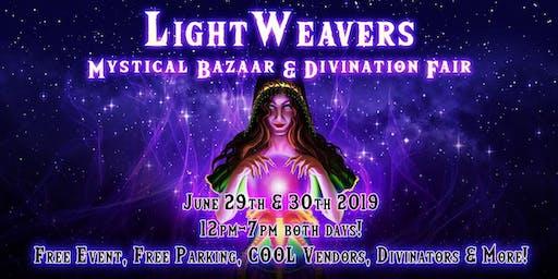 LightWeavers Mystical Bazaar & Divination Fair