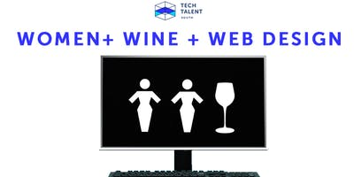 Women + Wine + Web Design