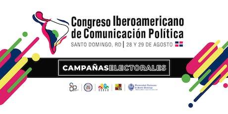 Congreso Iberoamericano de Comunicación Política tickets