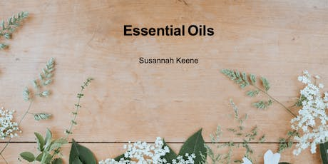 Essential Oils Class tickets