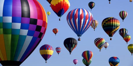 Up Up and Away Florida Hot Air Balloon Festival tickets