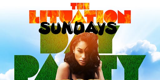The Lituation Sundays Day Party ::  Houston's Newest Downtown Day Party