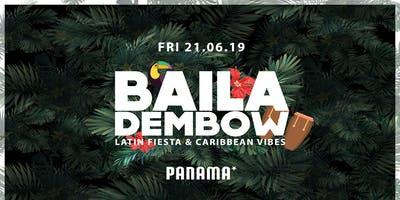 Baila Dembow | Early Bird Sold Out