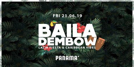 Baila Dembow | Early Bird Sold Out tickets