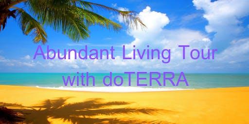 Abundant Living Tour with doTERRA