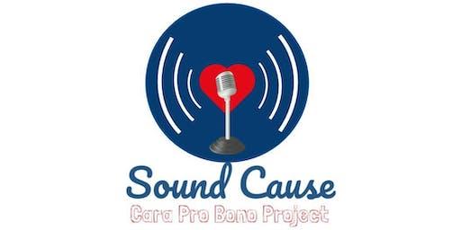 Sound Cause: Cara Pro Bono Project
