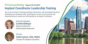 PTCA 2019 Annual Meeting