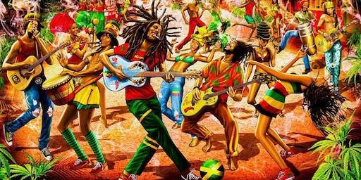 Downtown Tampa Reggae Rum Festival