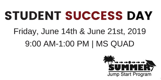 San Diego City College: Student Success Day your Jumpstart to Success!