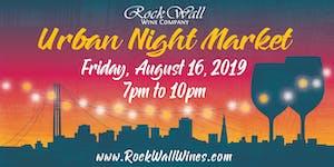 Rock Wall Wine Company presents: Urban Night Market...