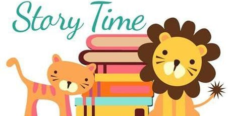 NORTHSIDE: Baby STEM Storytime (for Babies 6-24 Months Old and Parents ONLY) tickets