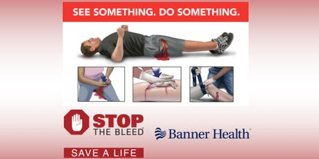 Stop The Bleed- Bleeding Control Basic Course tickets