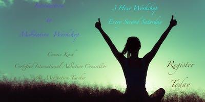 JUNE 1ST Introduction to Meditation Workshop