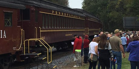 Catawissa Fall Train Ride 2019 tickets