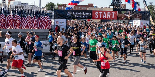 2019 Tunnel to Towers 5K Run & Walk - NEW YORK CITY