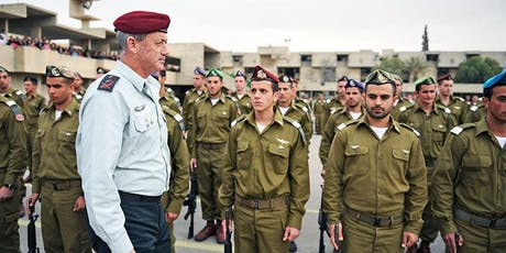 Shabbat Dinner with Israel National Defense College Officers tickets