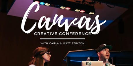 Canvas | Creative Conference tickets