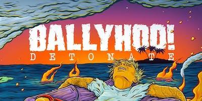 Ballyhoo! at Brew River