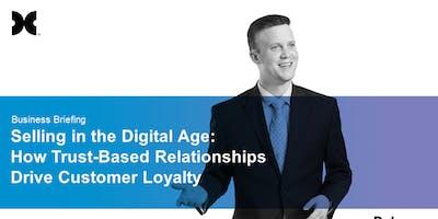 Building Relationships, Establishing Trust, Driving Sales Dale Carnegie Executive Workshop