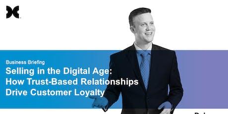 Building Relationships, Establishing Trust, Driving Sales Dale Carnegie Executive Workshop tickets