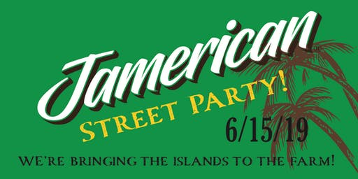 Jamerican Street Party Tour Scheduling