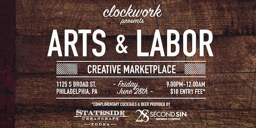 Arts & Labor