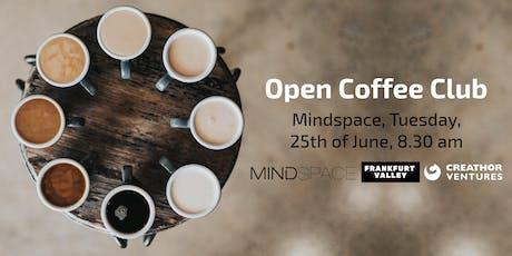 Open Coffee Club (OCC) Frankfurt - June edition Tickets
